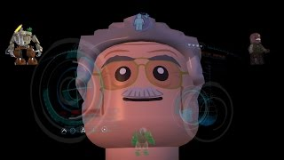 Download All Iron Man & Stan Lee Suit Up Animations LEGO MARVEL's Avengers Video