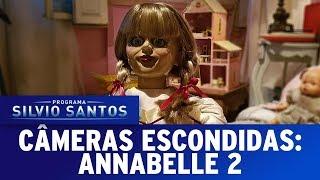 Download Annabelle Creation Prank - Annabelle 2   Câmeras Escondidas (06/08/17) Video