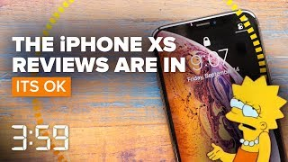Download iPhone XS reviews are in: It's better, but not by much (The 3:59, Ep. 459) Video