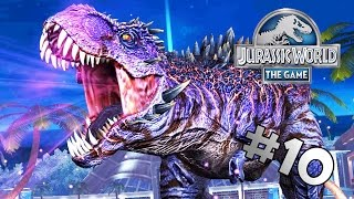 Download OMEGA 09 O COMO COMERTE UN BUEN OWNED - Jurassic World The Game #10 Video