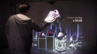 Download Interactive StoreFront / Schaufenster / Shopping Window Projection Mapping Retail Experience Video