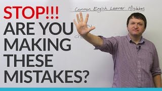 Download Don't make these mistakes in English! Video