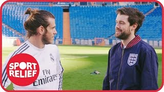 Download Sport Relief 2016 - Jack Whitehall meets Gareth Bale Video