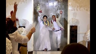 Download Wedding Party Entrance - Introducing Mr & Mrs John & Angelina Pulu Video