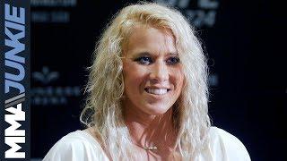 Download UFC 224: Amanda Cooper pre-fight interview Video
