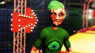 Download JACKSEPTICEYE CHARACTER IN GAME | Ben and Ed Blood Party #1 Video