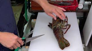 Download Lobster Sashimi - Street Food in Japan Video