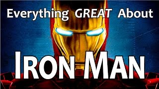 Download Everything GREAT About Iron Man! Video