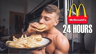 Download ONLY EATING MCDONALDS FOR 24HOURS... *BAD IDEA* Video