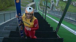 Download Sara machts: Skispringen Video