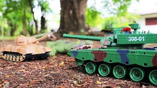 Download Toy Story | Crocodile & Tank Toys Battle , Construction Vehicles For Kids Video