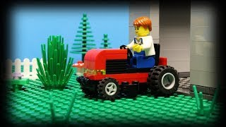 Download Lego Lawn Mower Video
