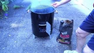 Download Man Cave Recipes- Smoked Chicken & Ribs Video