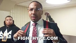 Download ANDRE WARD RESPONDS TO DEONTAY WILDER CRITICISM: ″I'VE NEVER HATED...THAT'S NOT MY M.O.″ Video