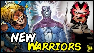 Download New Warriors TV Series ALL Superhero Characters Revealed Video