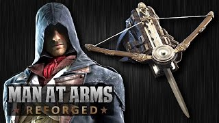 Download Arno Dorian's Phantom Blade (Assassin's Creed Unity) - MAN AT ARMS: REFORGED Video