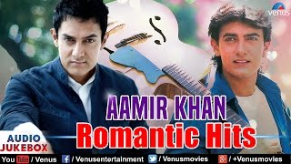 """Aamir Khan"" Romantic Hits , Best Song Collection , Audio Jukebox"