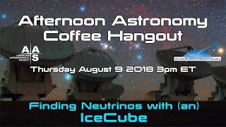 Download Finding Neutrinos with (an) IceCube Video