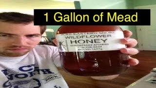 Download Easy 1 gallon Mead Video