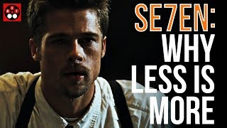 Download Se7en — Why Less Is More Video
