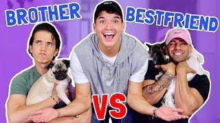 Download Who Know Alex Best?! BESTFRIEND vs BROTHER! Video
