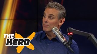 Download Cowherd: Carmelo Anthony is like that boyfriend who never does the laundry | THE HERD Video