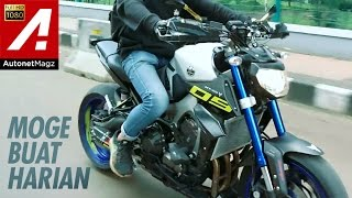 Download Review Yamaha MT-09 Indonesia by AutonetMagz with Harald Arkan Video