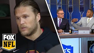 Download FOX NFL crew react to Clay Matthews' roughing the passer comments | FOX NFL Video