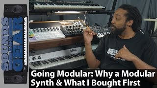 Download Going Modular: Why A Modular Synth & What I Bought First Video
