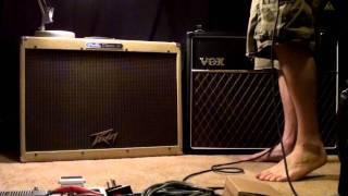 Download Peavey Classic 50 vs VOX AC-30 Video