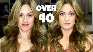 Download Soft Youthful Makeup - OVER 40 Video