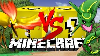 Download Minecraft: Pokémon LUCKY BLOCK CHALLENGE 2 | Legendary Pokemon!! Video