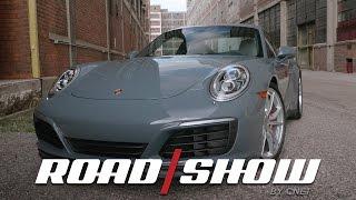 Download The 2017 Porsche 911 Carrera 4S is a proper sports car Video