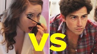 Download Day In The Life: A Man vs A Woman Video