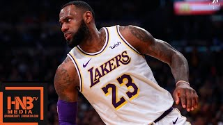 Download Los Angeles Lakers vs Atlanta Hawks Full Game Highlights | 11.11.2018, NBA Season Video