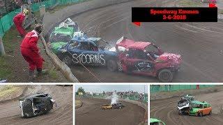 Download Speedway Emmen 3-6-2018 Crashes Video