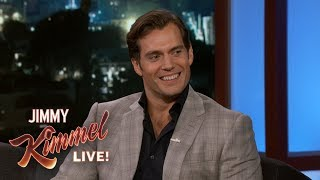 Download Henry Cavill on Working with Tom Cruise & Mission: Impossible Stunts Video