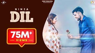 Download DIL || NINJA || Valentines Special || New Punjabi Songs 2016 || FULL HD || AMAR AUDIO Video
