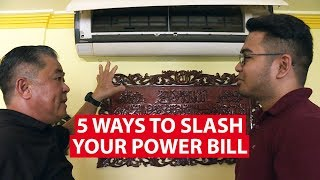 Download Cost-Saving Hacks: 5 Ways To Slash Your Electricity Bill | Talking Point | CNA Insider Video