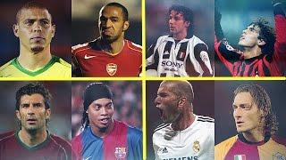 Download Legendary Old Football Skills Show - Ronaldo,Dinho,Totti,Henry,,Kaka,Zidane & more! | HD Video