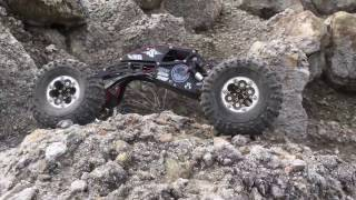 Download Super Cool RC Rock Crawler. Scratch built. Video