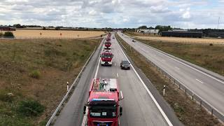 Download Polish firefighters leaving Sweden. (Dziękuję Wam) (THANK YOU!) Video