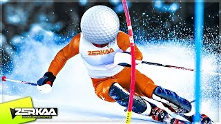 Download GOLF BALL SKIING! (Golf It) Video
