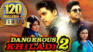 Download Dangerous Khiladi 2 (Iddarammayilatho) Hindi Dubbed Full Movie | Allu Arjun, Amala Paul, Catherine Video
