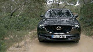 Download 2017 Mazda CX-5 - Driving, Interior & Exterior (EU spec) Video