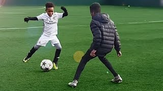 Download 7 Year Old Kid Shows Ronaldo Skills - Tutorial for Kids Video