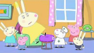 Download Peppa Pig - Miss Rabbits Day Off 004 Video