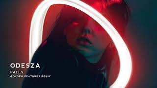 Download ODESZA - Falls (feat. Sasha Sloan) [Golden Features Remix] Video