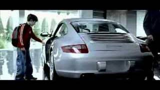 Download Porsche 911 commercial Video