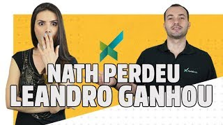 Download Nath perdeu, Leandro ganhou Me poupe x Modalmais Video